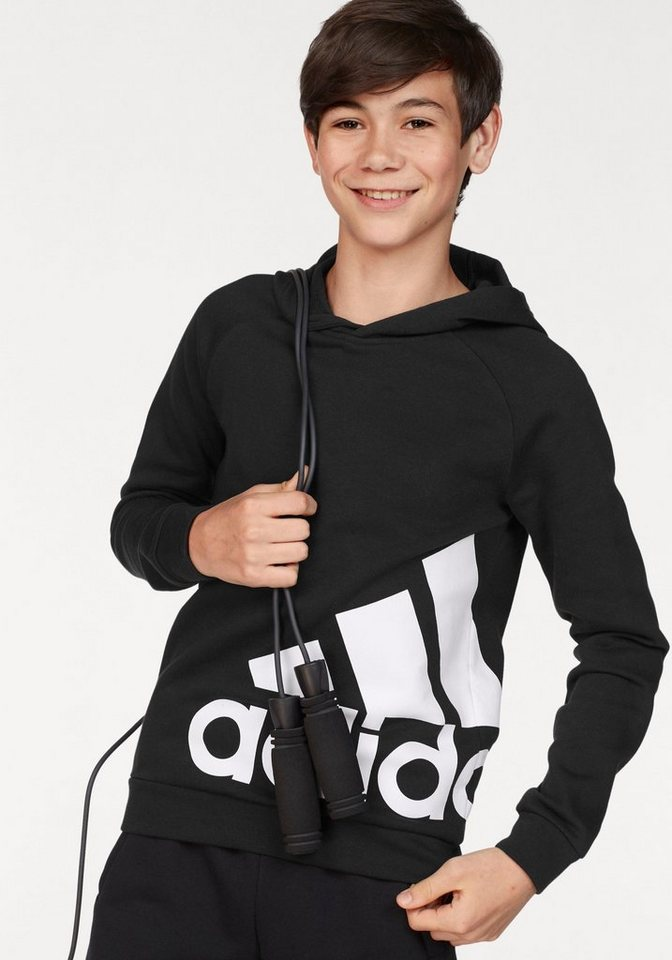 outlet boutique official latest fashion adidas Performance Kapuzensweatshirt »YB BOS HOODIE« online kaufen | OTTO