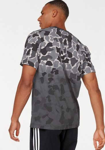 Adidas Originals Tee« T Tarnfarben grau »camo shirt Dipped wk0OPX8n