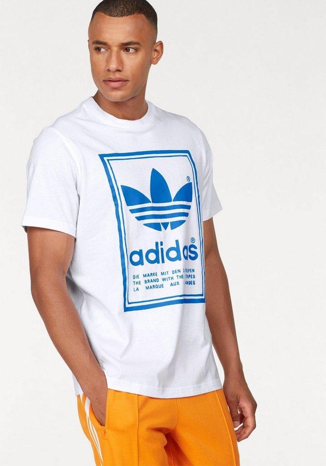 861829ff9daab adidas Originals T-Shirt »VINTAGE TEE« kaufen | OTTO