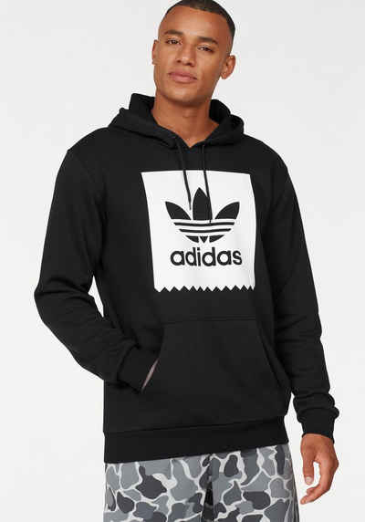 adidas Originals Kapuzensweatshirt »SOLID BLACK BIRD HOOD« bde3bb153a