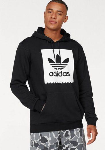 adidas Originals Kapuzensweatshirt »SOLID BLACK BIRD HOOD«