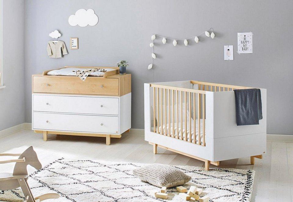 Pinolino babyzimmer set 2 tlg sparset boks breit - Otto babyzimmer ...
