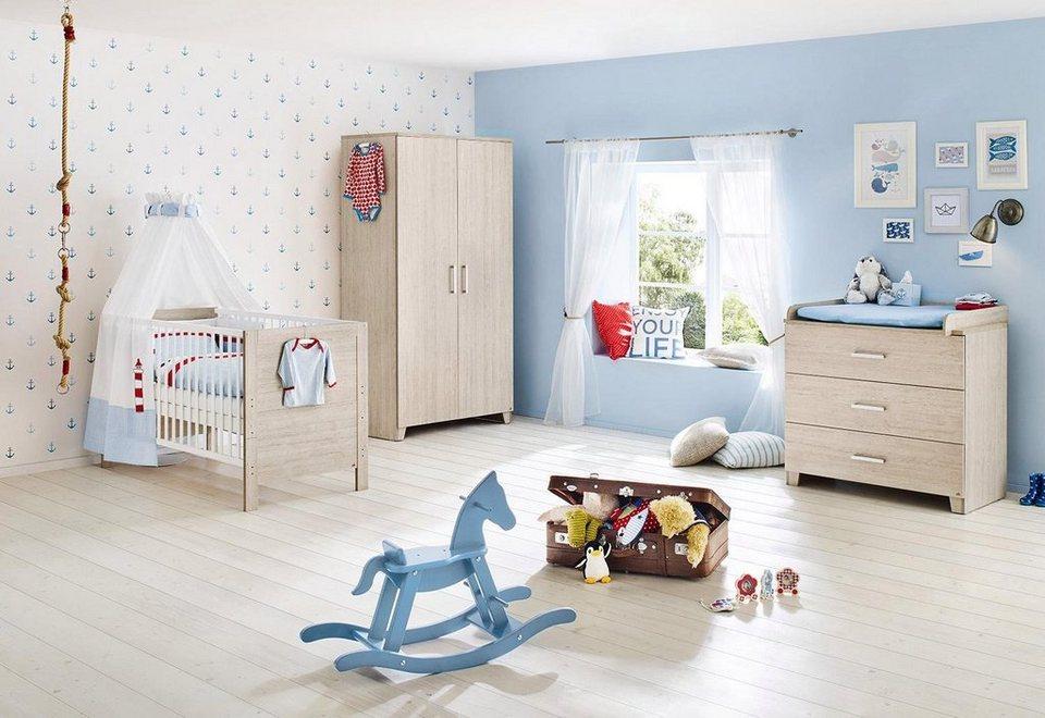 Pinolino babyzimmer set 3 tlg kinderzimmer bolero - Otto babyzimmer ...