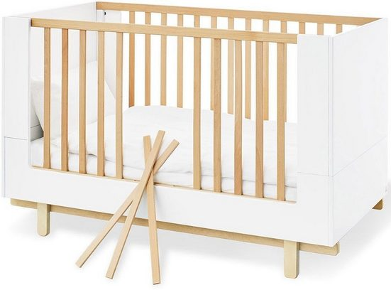 Pinolino® Babybett »Boks«, Made in Europe