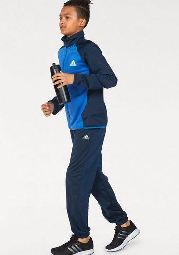 adidas Performance Trainingsanzug »TRACKSUIT ENTRY CH« (Set, 2 tlg)