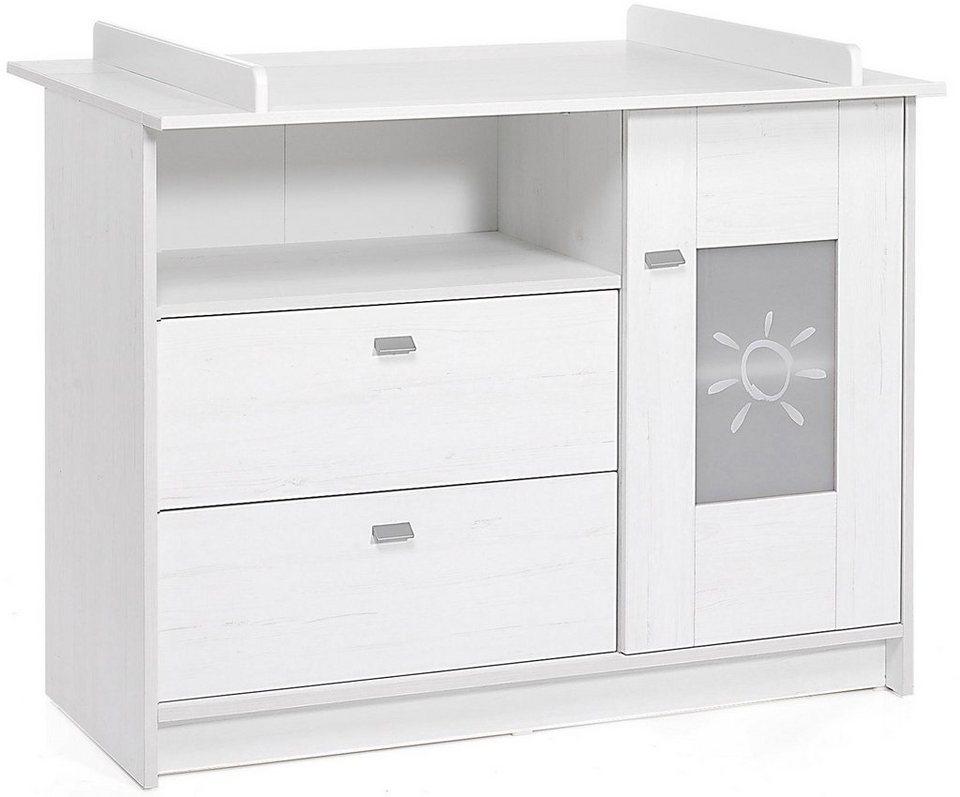 geuther wickelkommode sol gesamtaufbauma e b t h. Black Bedroom Furniture Sets. Home Design Ideas