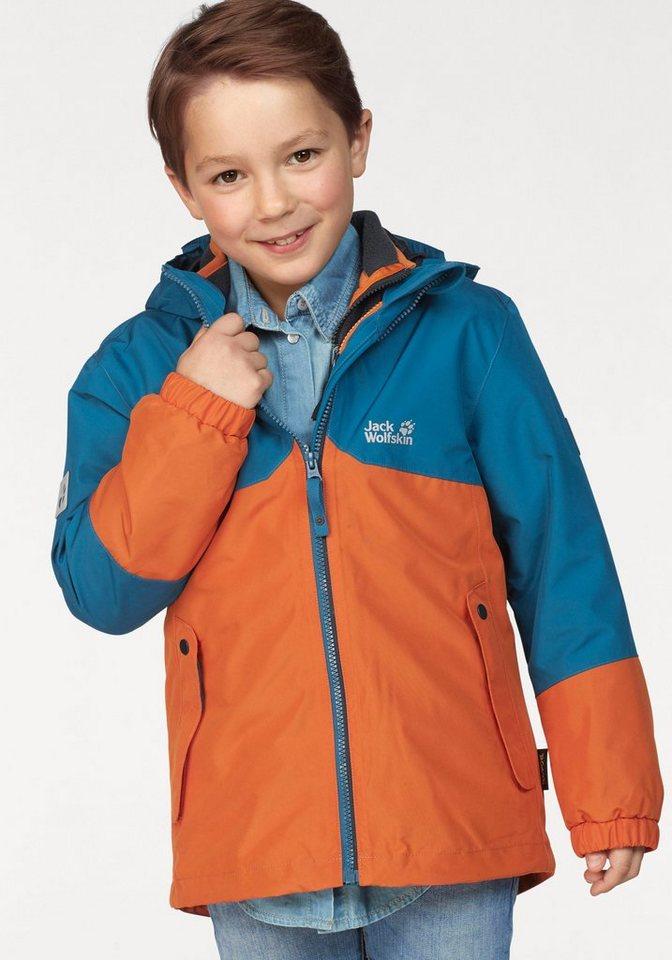 online retailer 40c84 d5a19 Jack Wolfskin 3-in-1-Funktionsjacke »ICELAND 3IN1« (2-tlg) inkl.  Fleecejacke online kaufen   OTTO