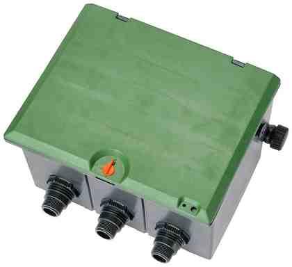 GARDENA Bewässerungssteuerung »Ventilbox V3«, für bis zu 3 Bewässerungsventile