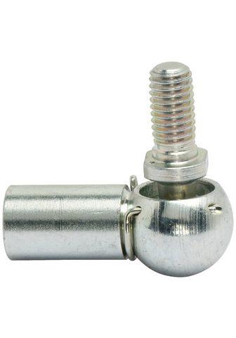RAMSES Winkelgelenk DIN 71802 M8 Stahl verzin...