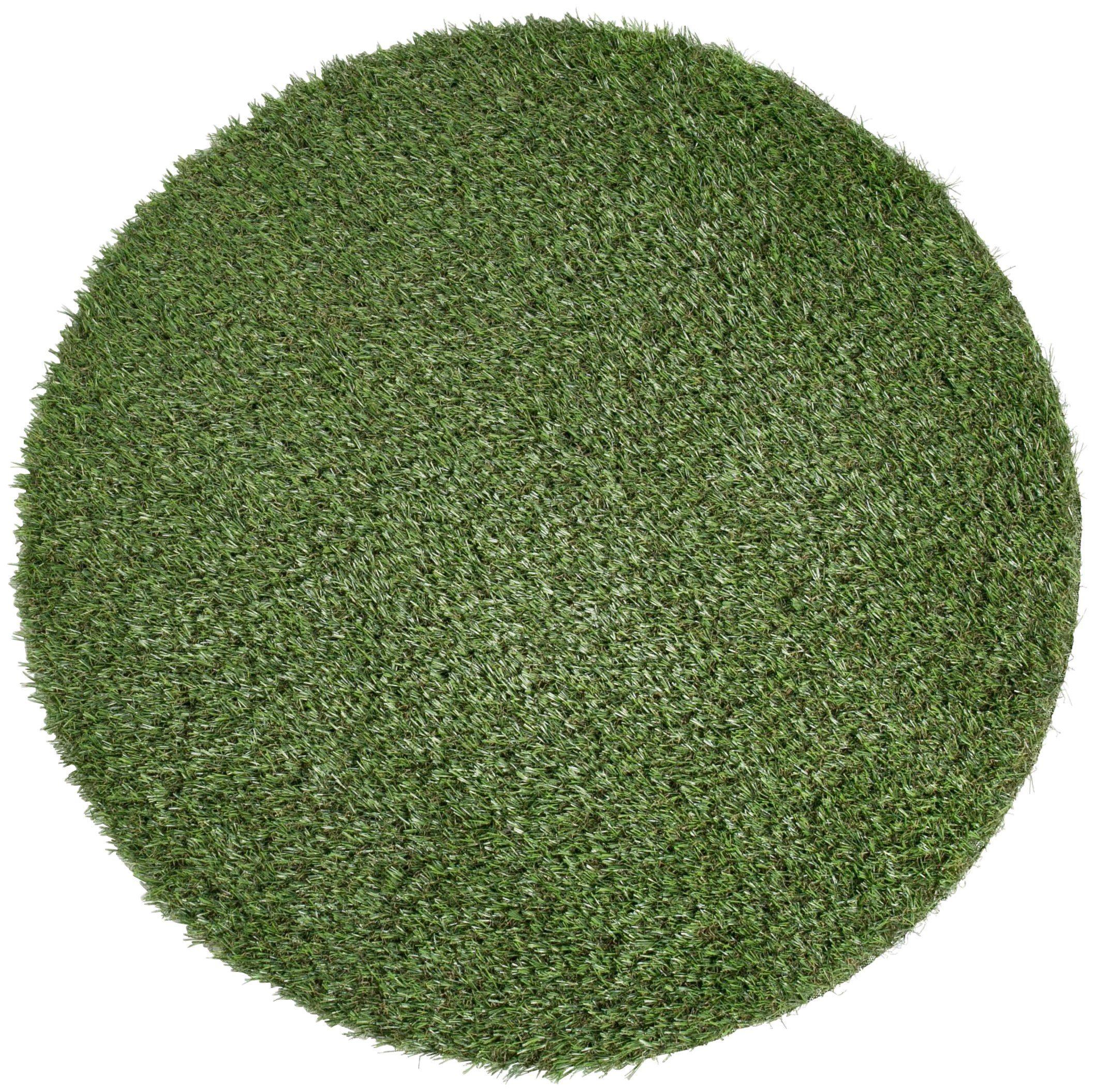 ANDIAMO Kunstrasen »Sansibar«, Ø 100 cm, grün