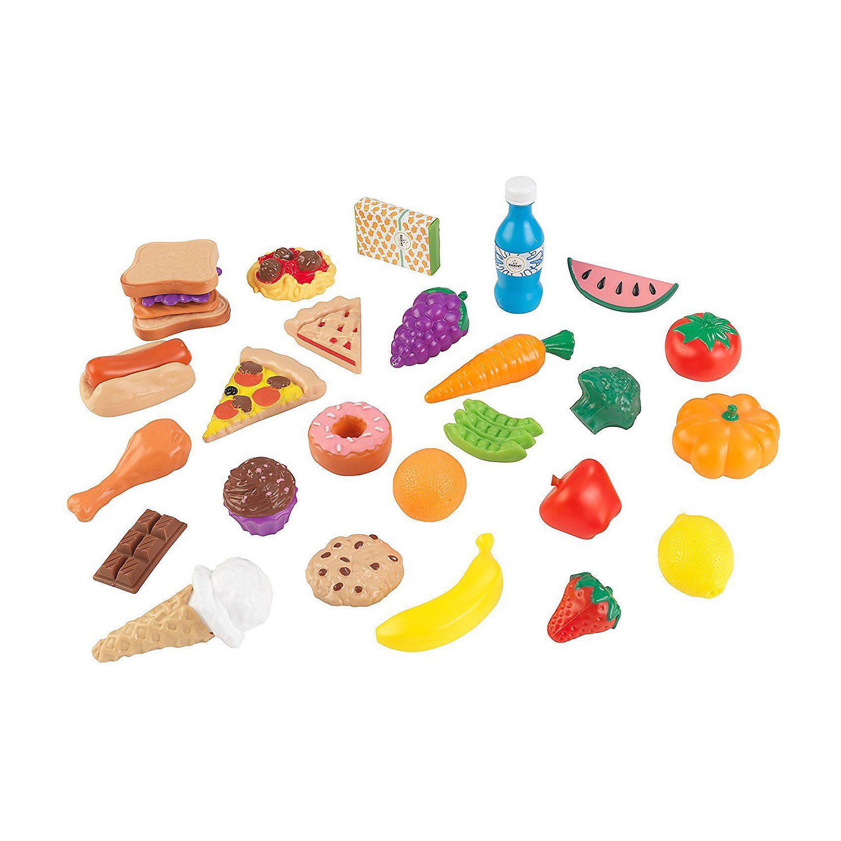 KidKraft® 30 Spiellebensmittel