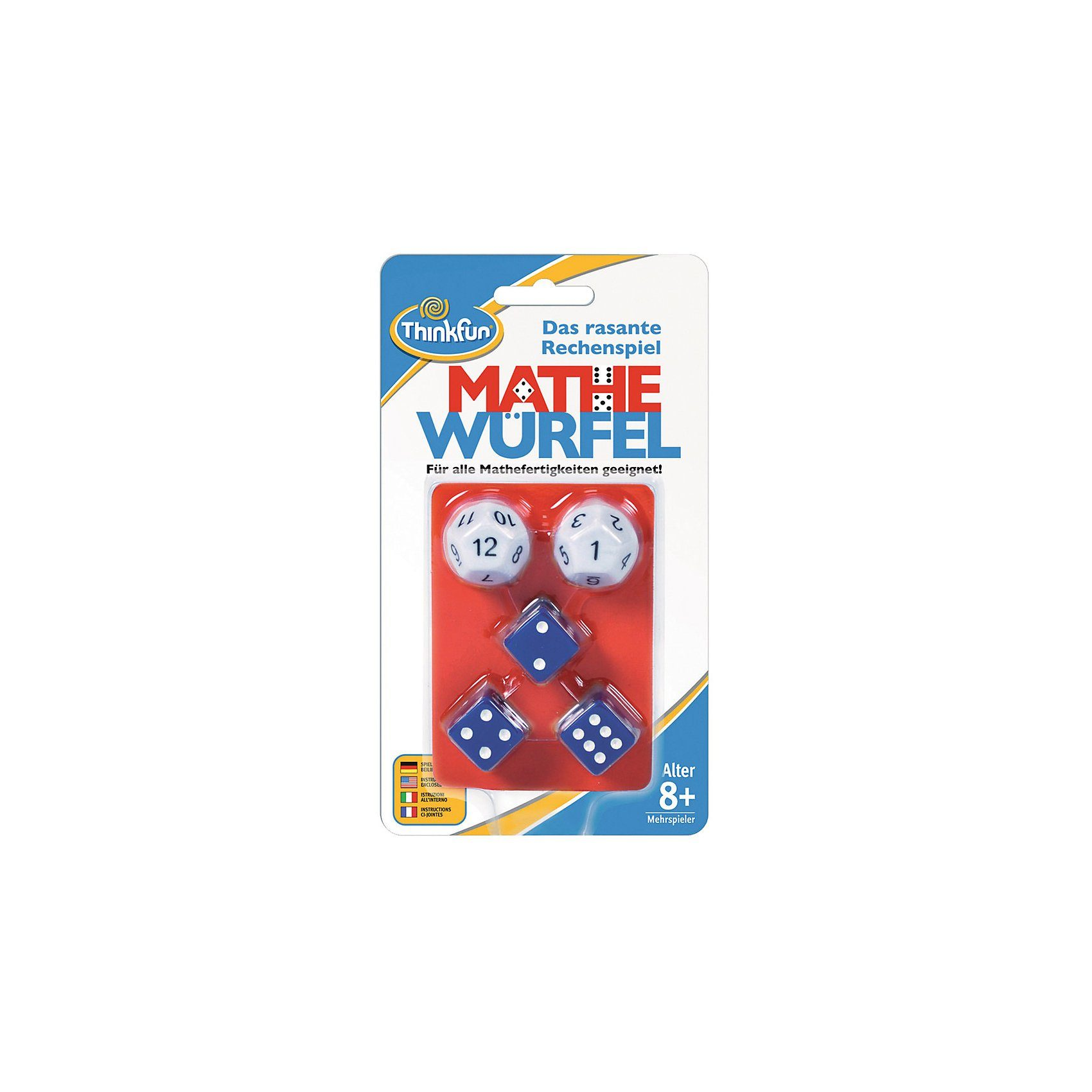 Ravensburger THINKFUN Mathe Würfel