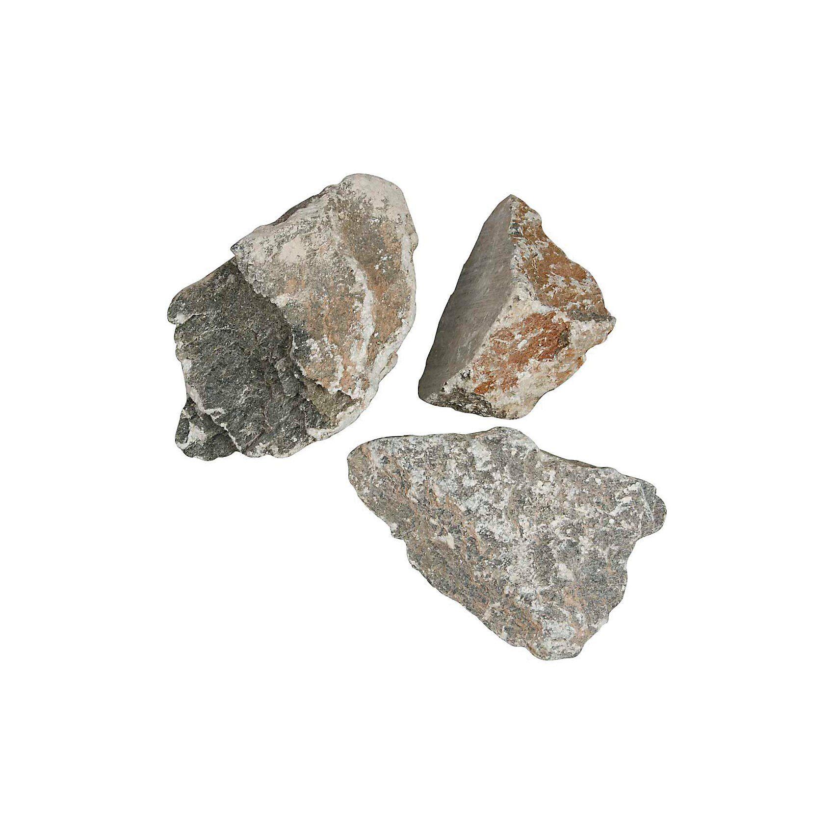 Speckstein dunkelgrau hart, 10 kg