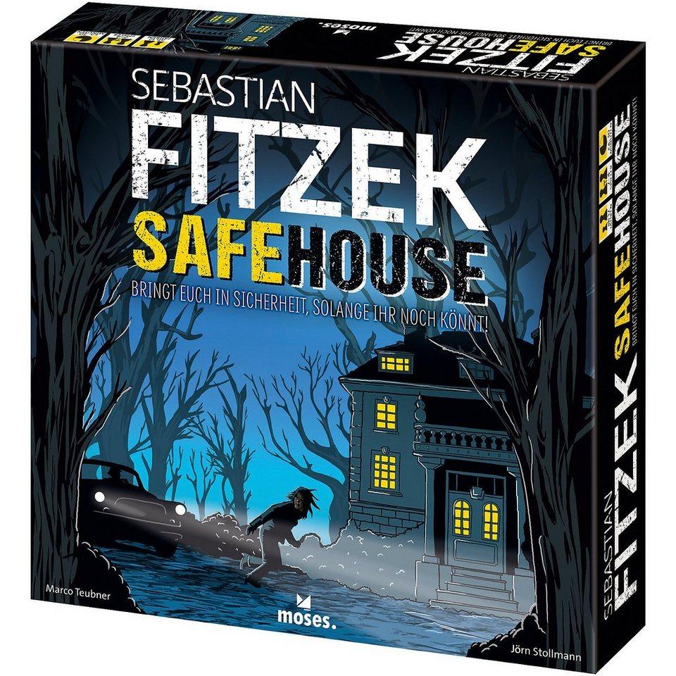 Moses Sebastian Fitzek Safehouse online kaufen
