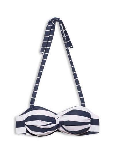 Esprit Bandeau-Bikini-Top »Top mit abnehmbarem Neckholder«