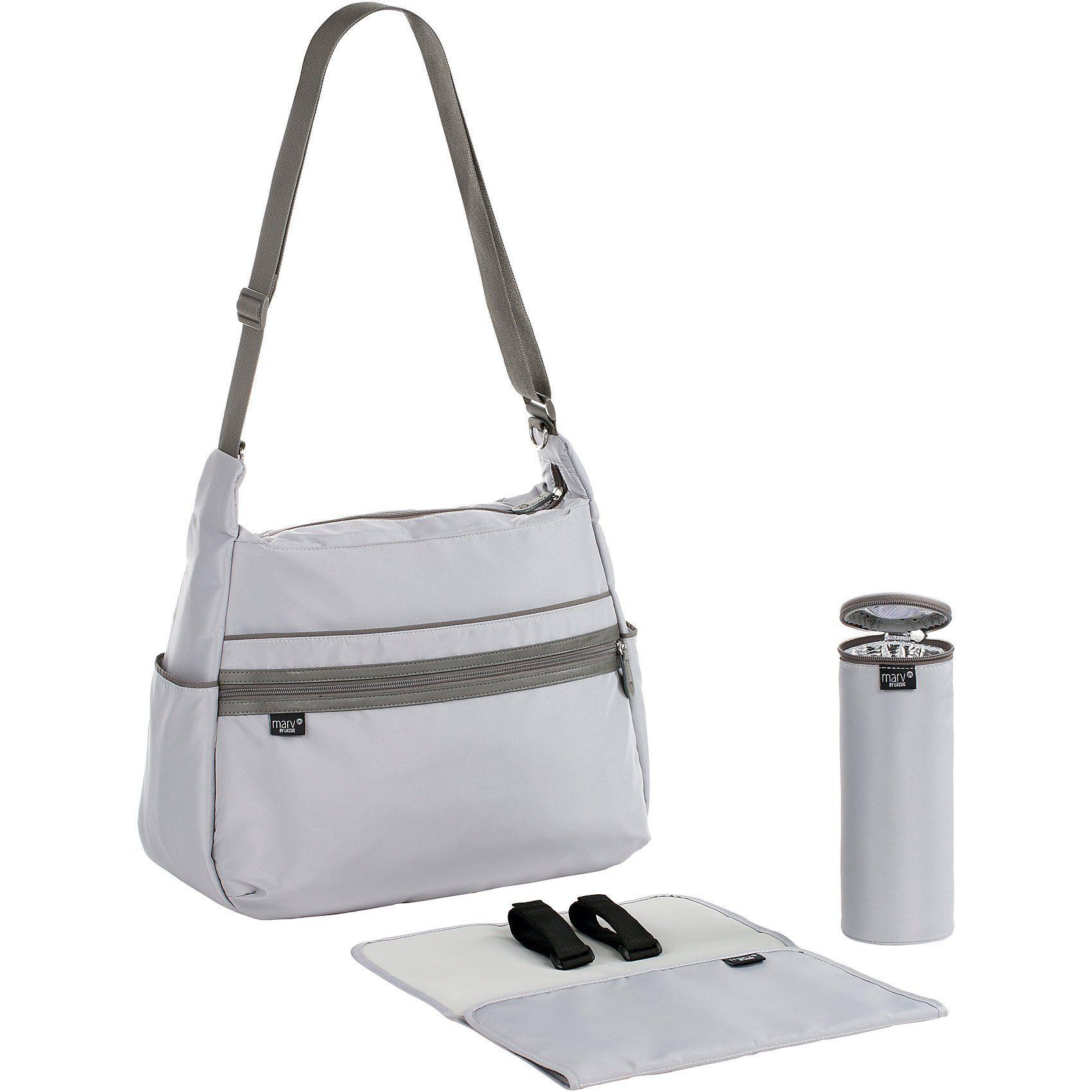 Wickeltasche Marv, Urban Bag, Mud