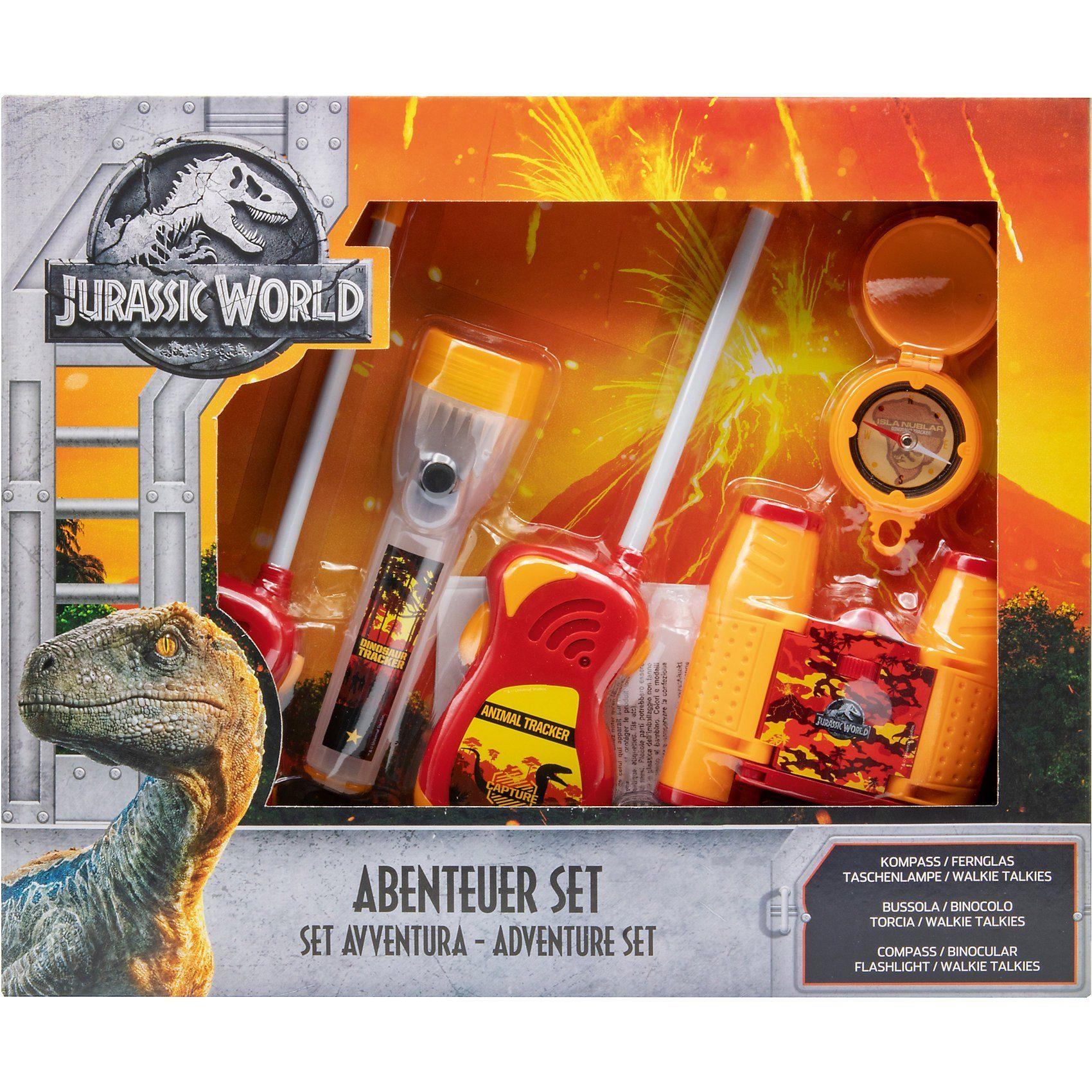Joy Toy Jurassic World 2 - Adventureset 5 tlg.