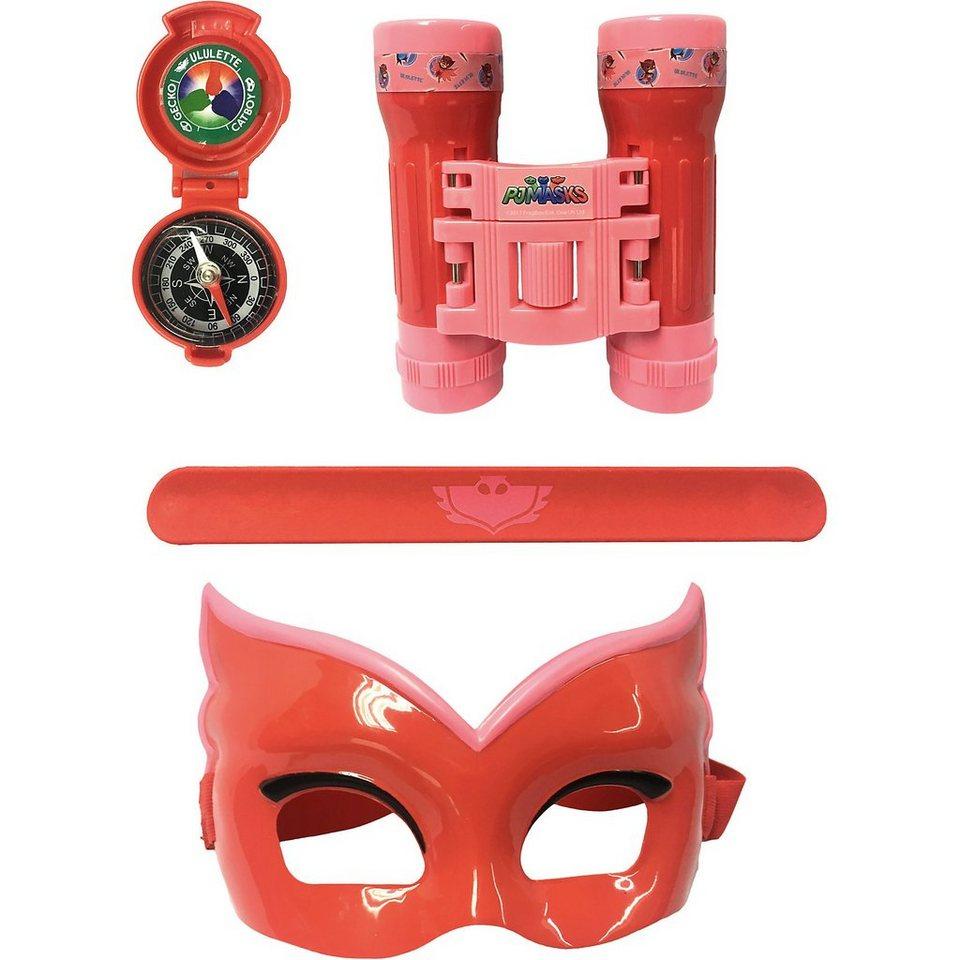 Joy Toy Pj Masks Eulette Adventureset 4 Teilig