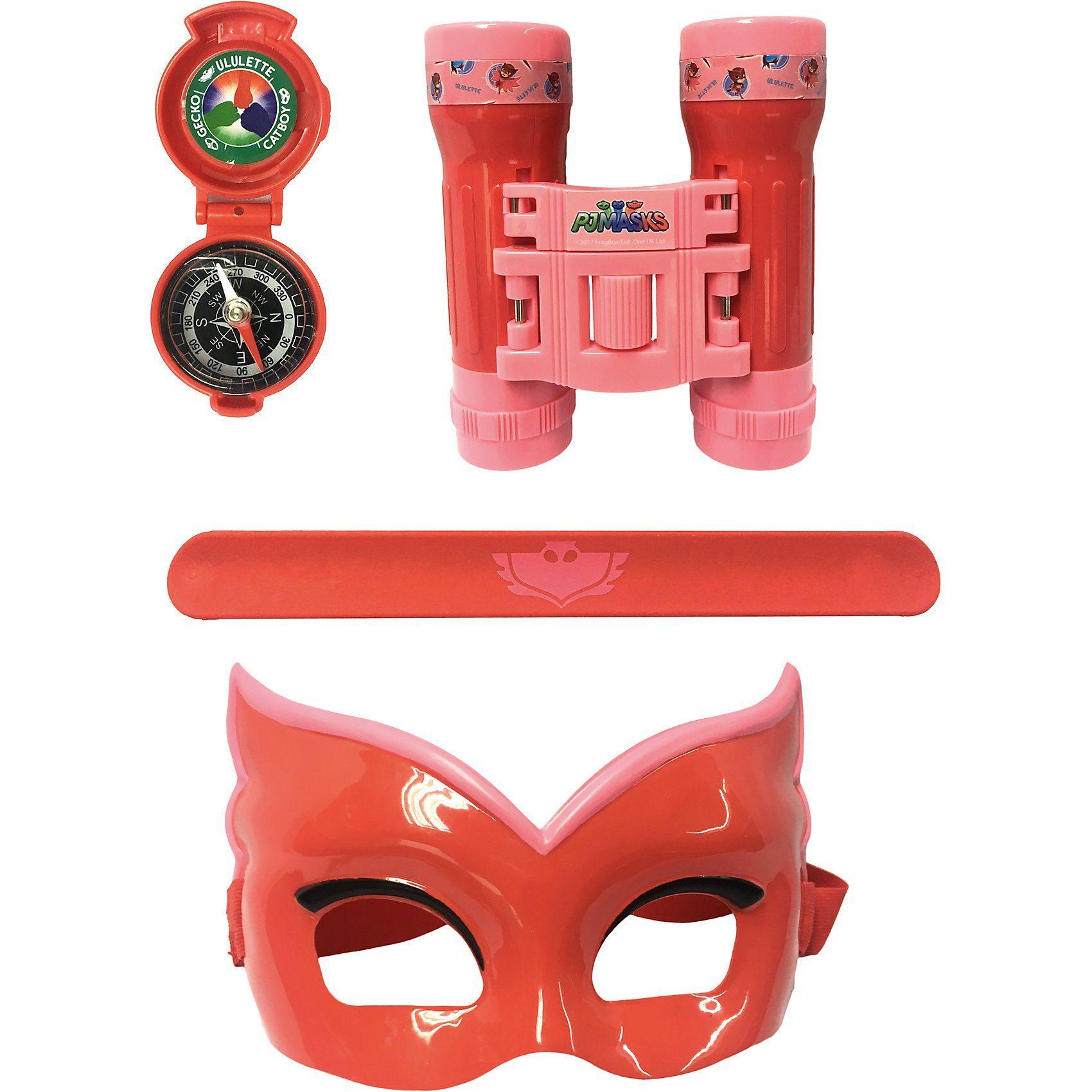 Joy Toy PJ Masks Eulette - Adventureset 4 teilig