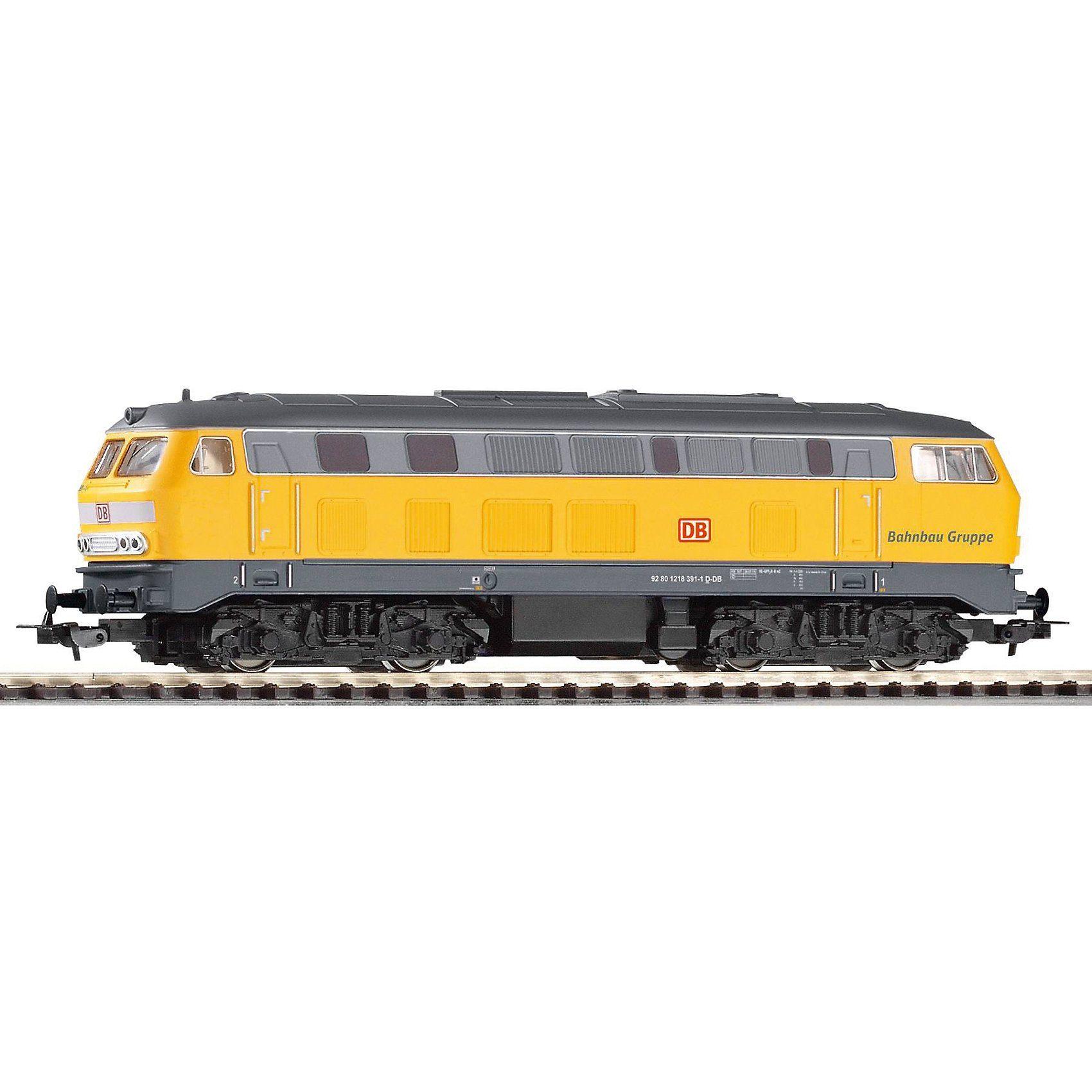 PIKO H0 Diesellok BR 218 DB Netz VI