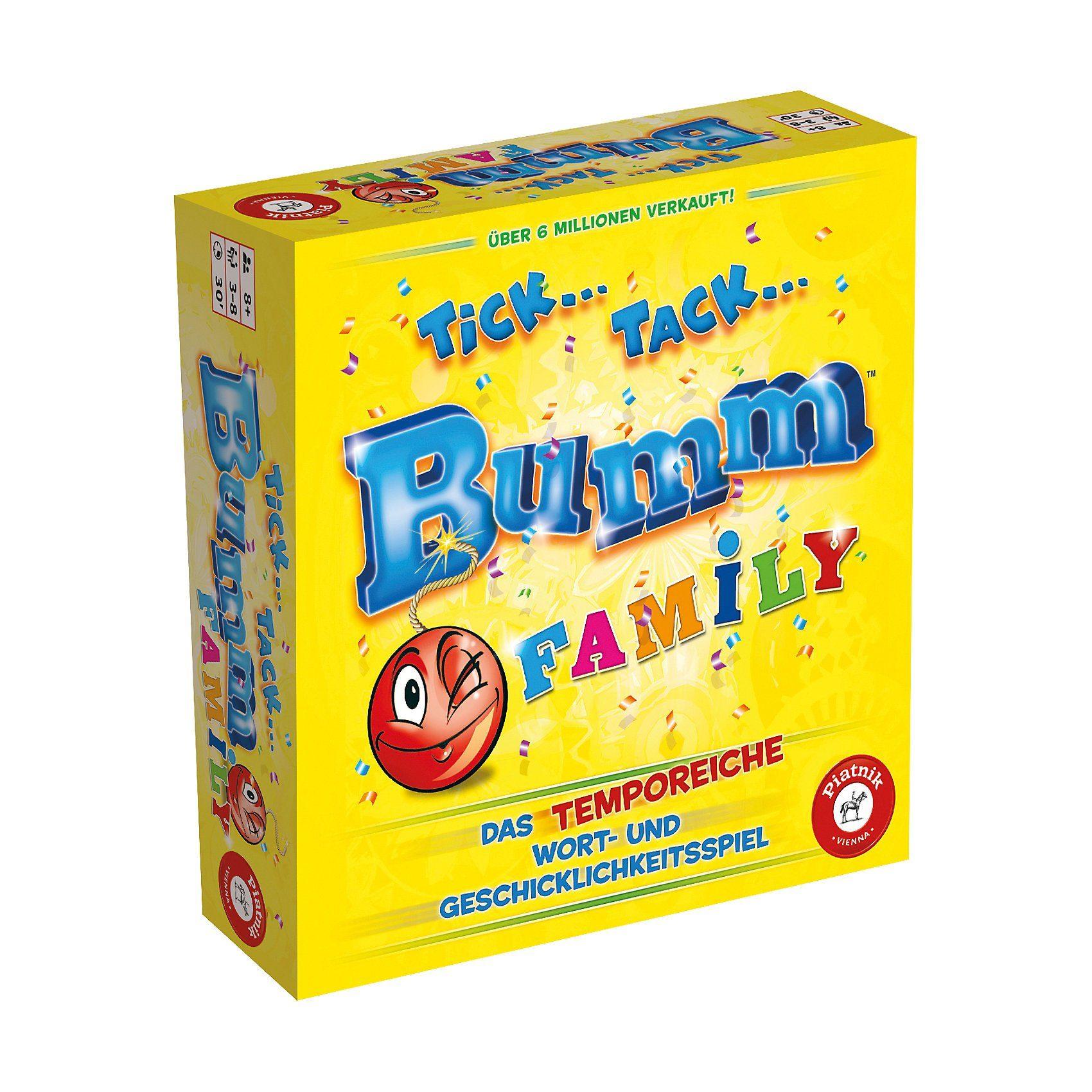 Piatnik Tick Tack Bumm Familiy