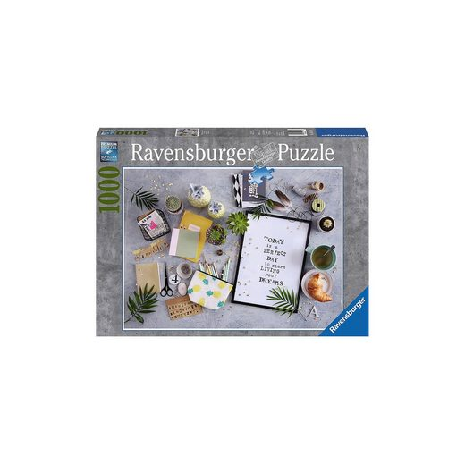 Ravensburger Puzzle 1000 Teile, 70x50 cm, Start living your dream