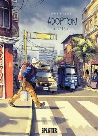 Gebundenes Buch »Die Adoption 02. La Garúa«