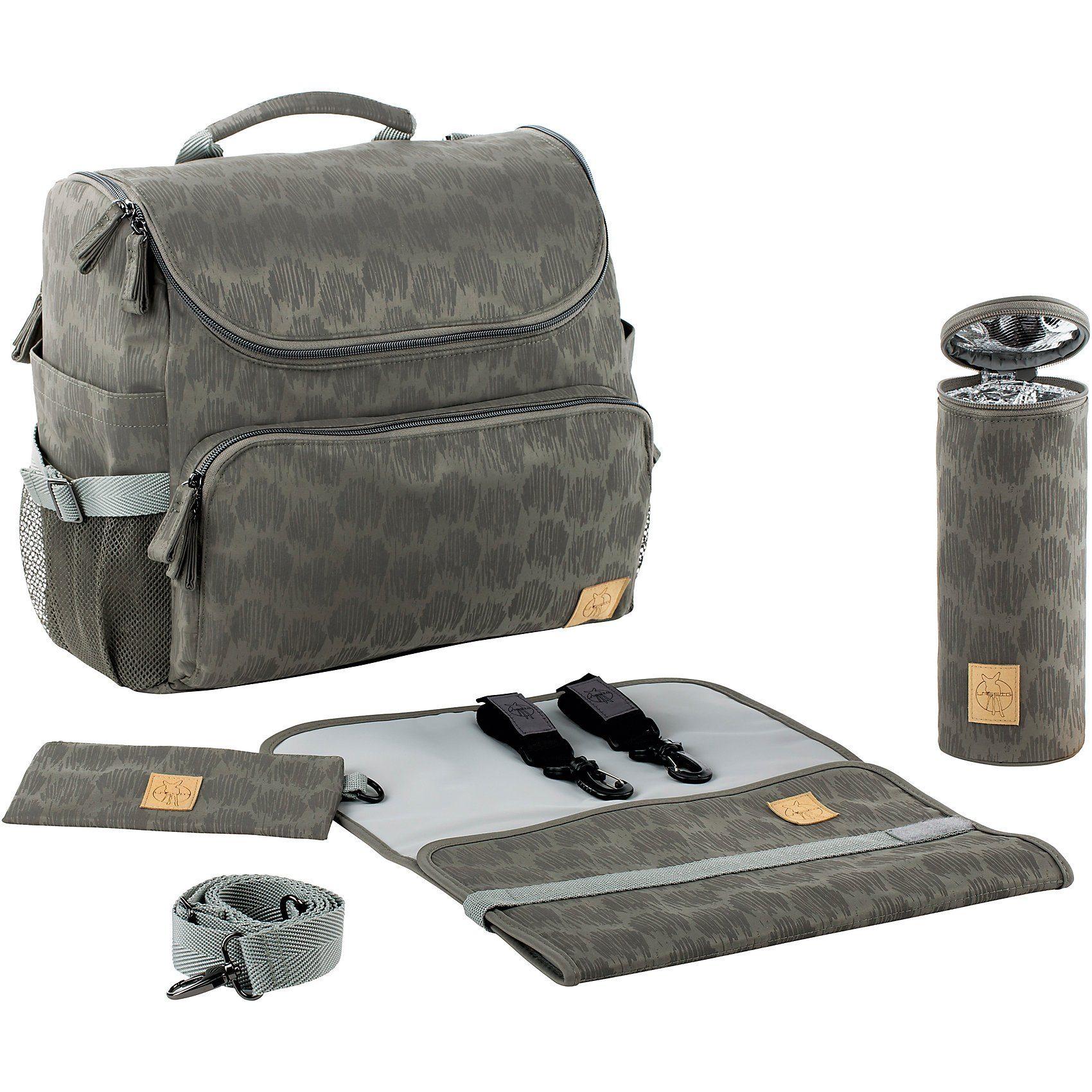 Lässig Wickeltasche Casual All-a-round Bag, grey