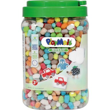 PlayMais MOSAIC Mixed Box, 1.600 Maisbausteine
