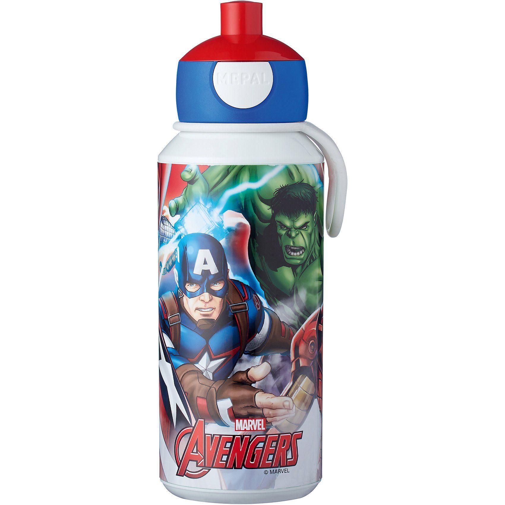 Rosti Mepal Trinkflasche pop-up campus Avengers, 400 ml