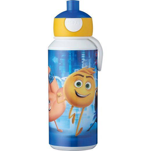 Rosti Mepal Trinkflasche pop-up campus Emoji, 400 ml