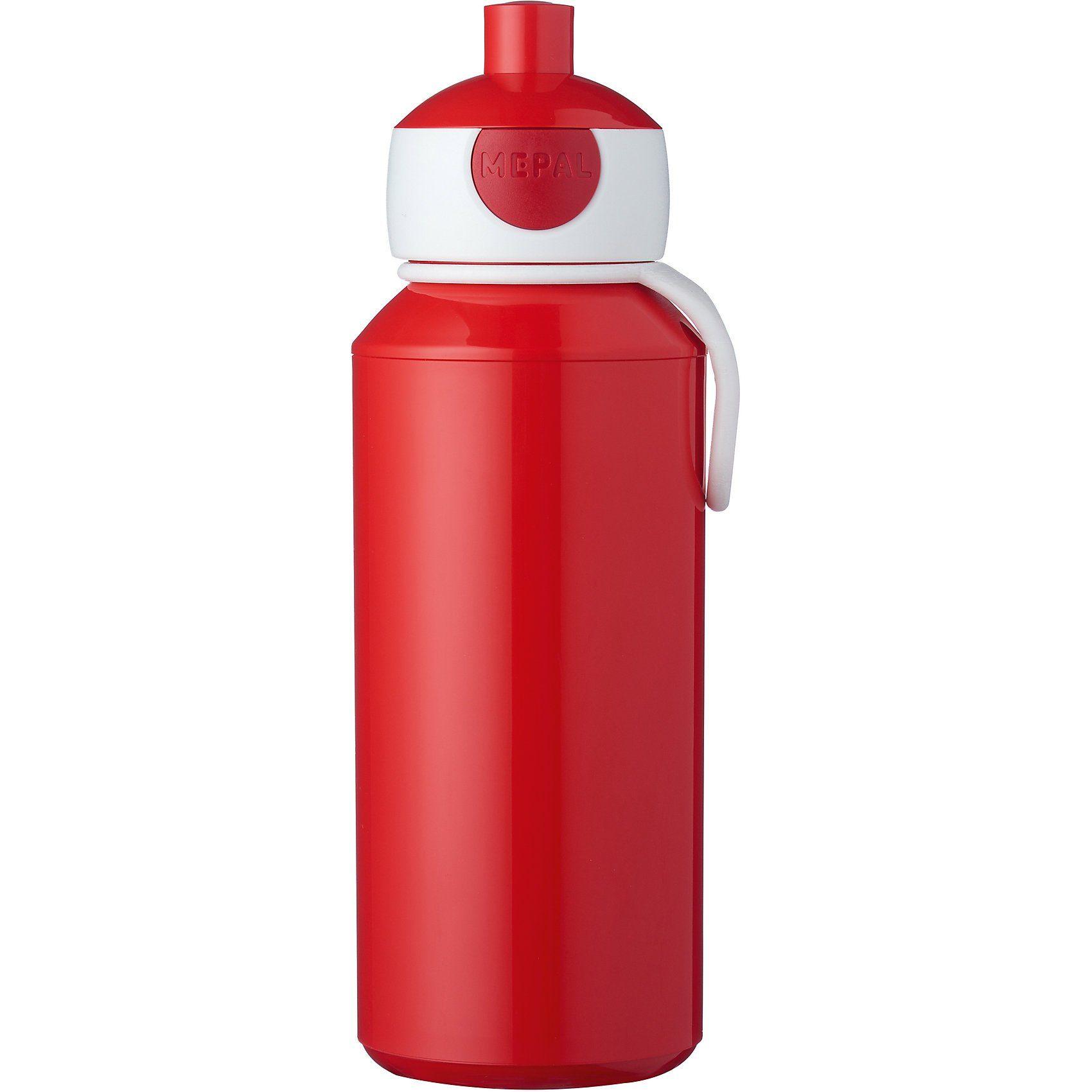 Rosti Mepal Trinkflasche pop-up campus rot, 400 ml