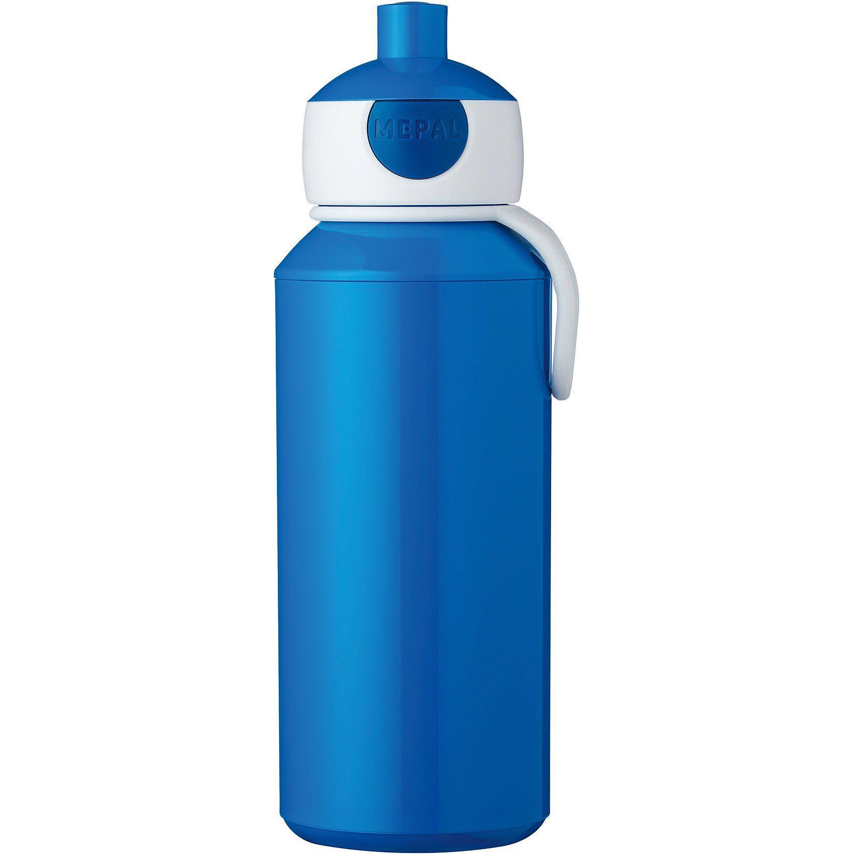 Rosti Mepal Trinkflasche pop-up campus blau, 400 ml