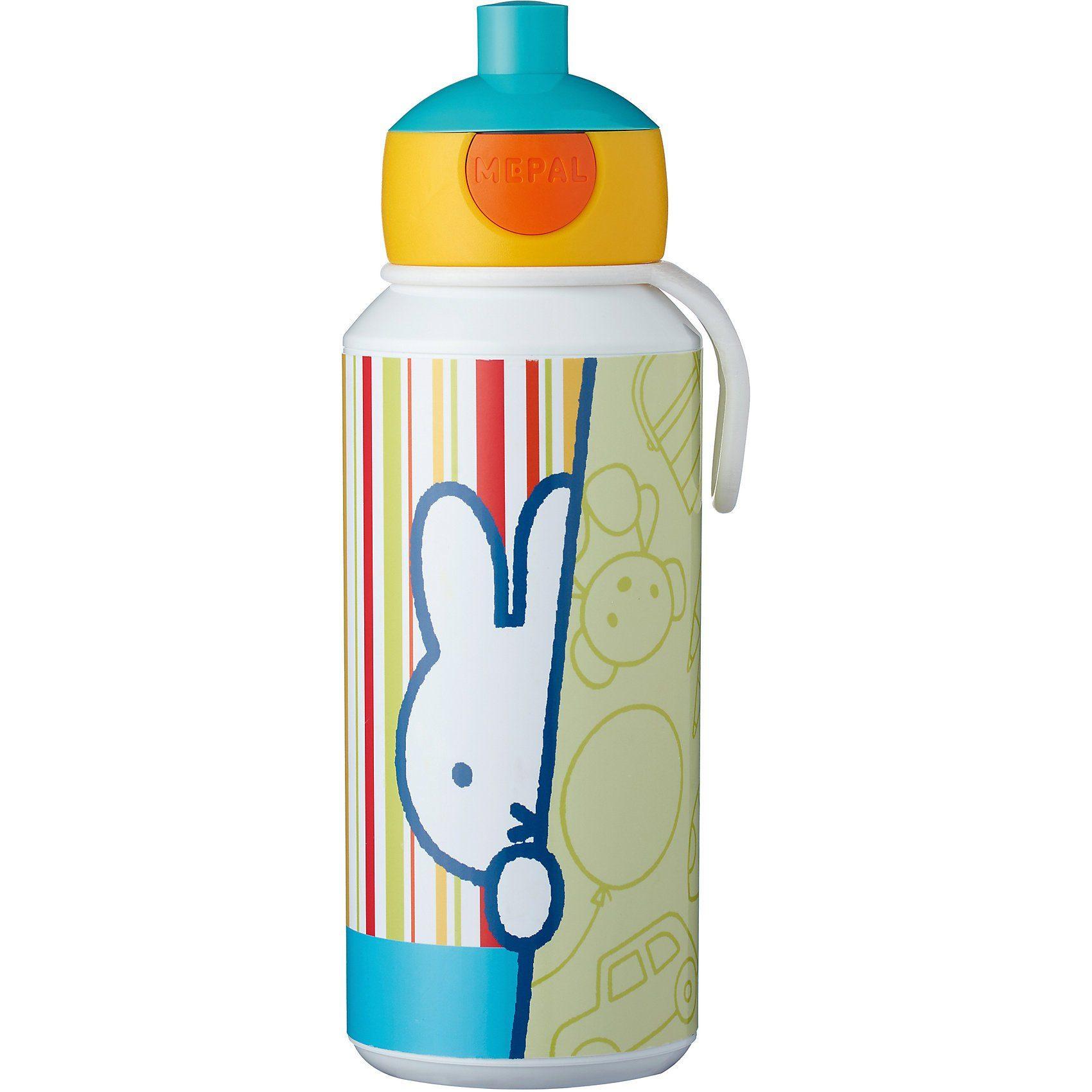 Rosti Mepal Trinkflasche pop-up campus Miffy, 400 ml