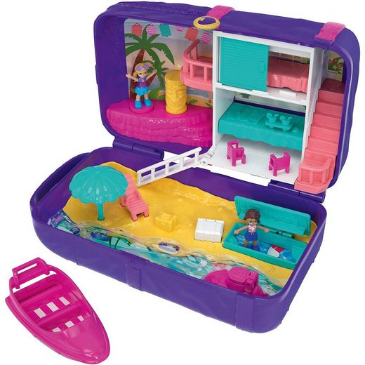Mattel® Polly Pocket Hidden Places Strand Rucksack