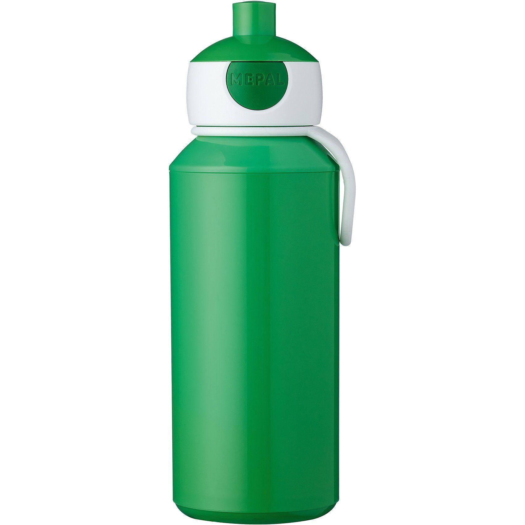 Rosti Mepal Trinkflasche pop-up campus grün, 400 ml