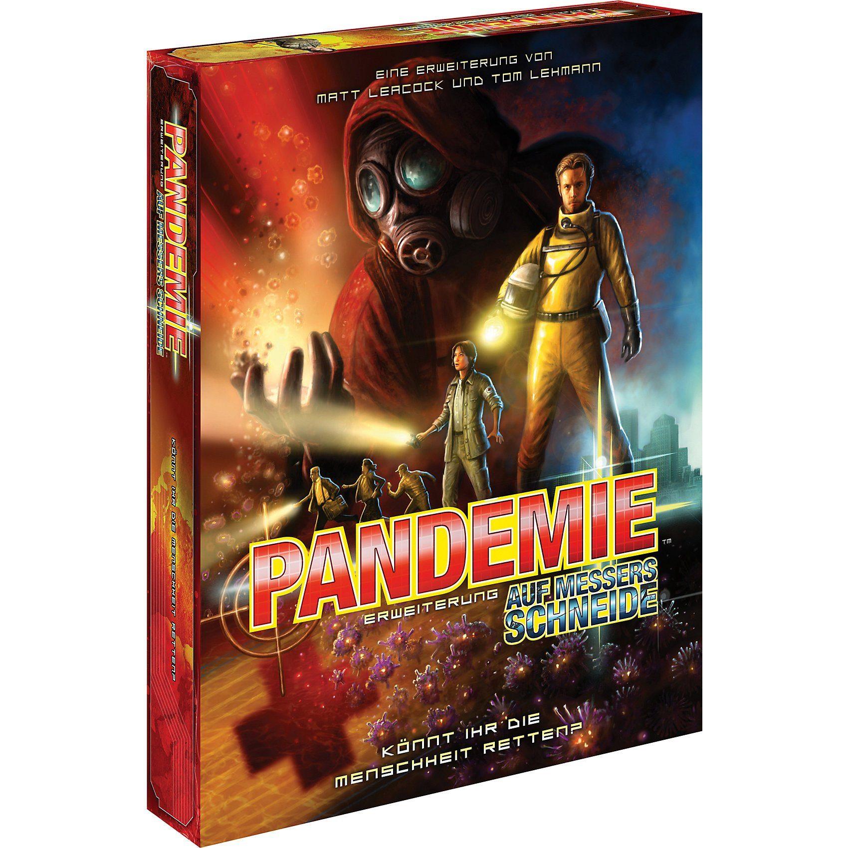 Asmodee Pandemie - Auf Messers Schneide (Erweiterung)