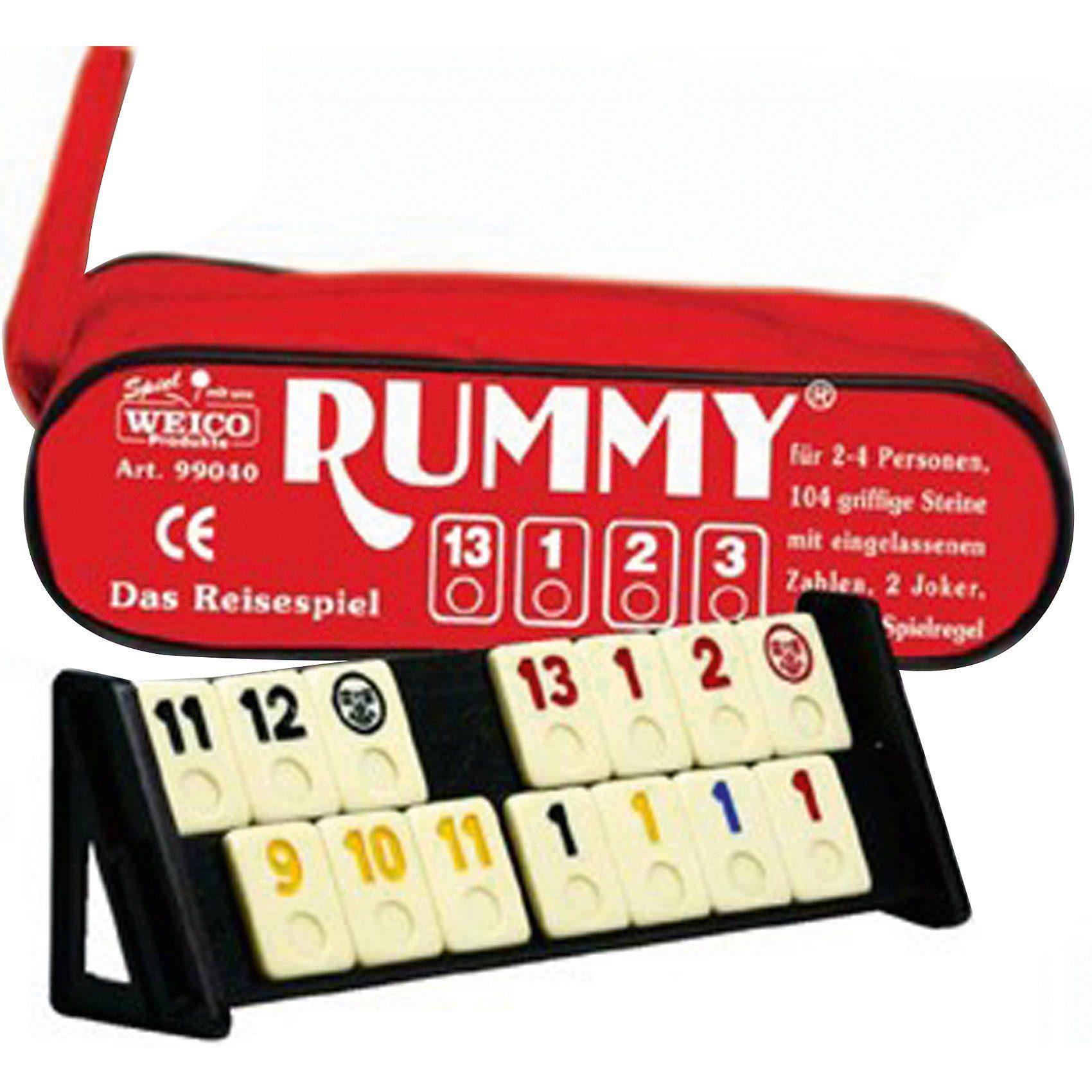 Reise-Rummy