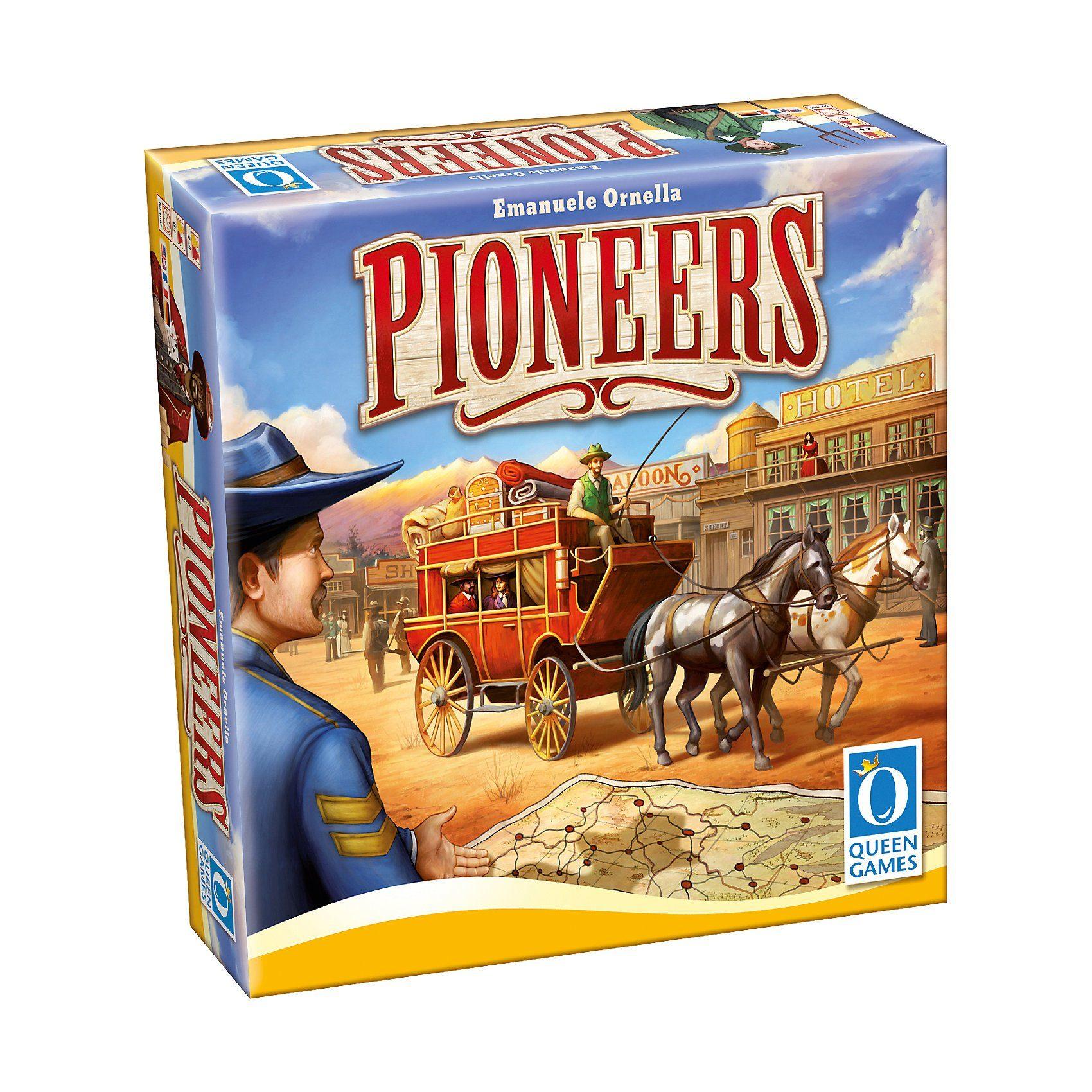 Queen Games Pioneers