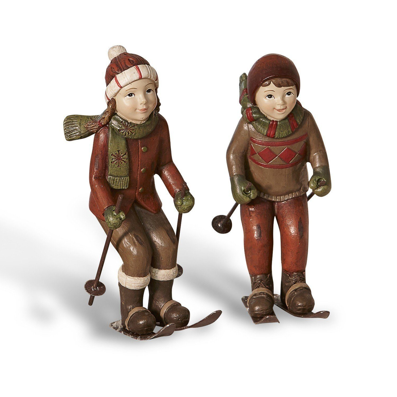 Loberon Figur 2er Set »Bibury«