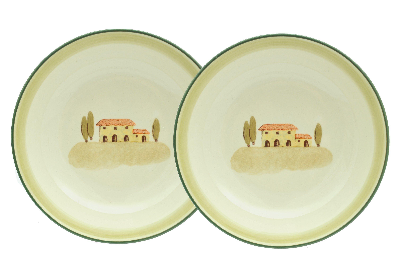 Zeller Keramik Müslischalen-Set, 2-tlg. »Bella Toscana«
