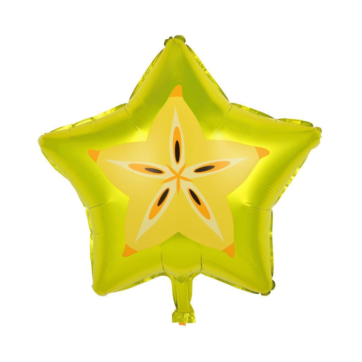 BUTLERS UPPER CLASS »Folienballon Sternfrucht«