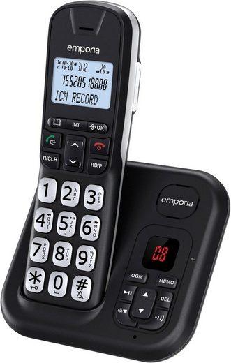 Emporia Telefon analog schnurlos »GD61AB«
