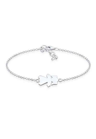 Elli Armband »Kinder Figur Mädchen Geburt Character 925 Silber«