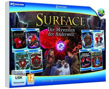 Astragon PC - Spiel »Surface: Die Mysterien der Anderwelt 8 in 1 Paket«