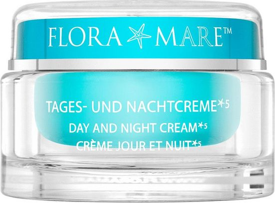FLORA MARE Anti-Aging-Creme »Tages- und Nachtcreme«
