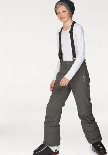 Brunotti Skihose »FOOTSTRAP JR W1819« Mit verstellbaren Hosenträgern