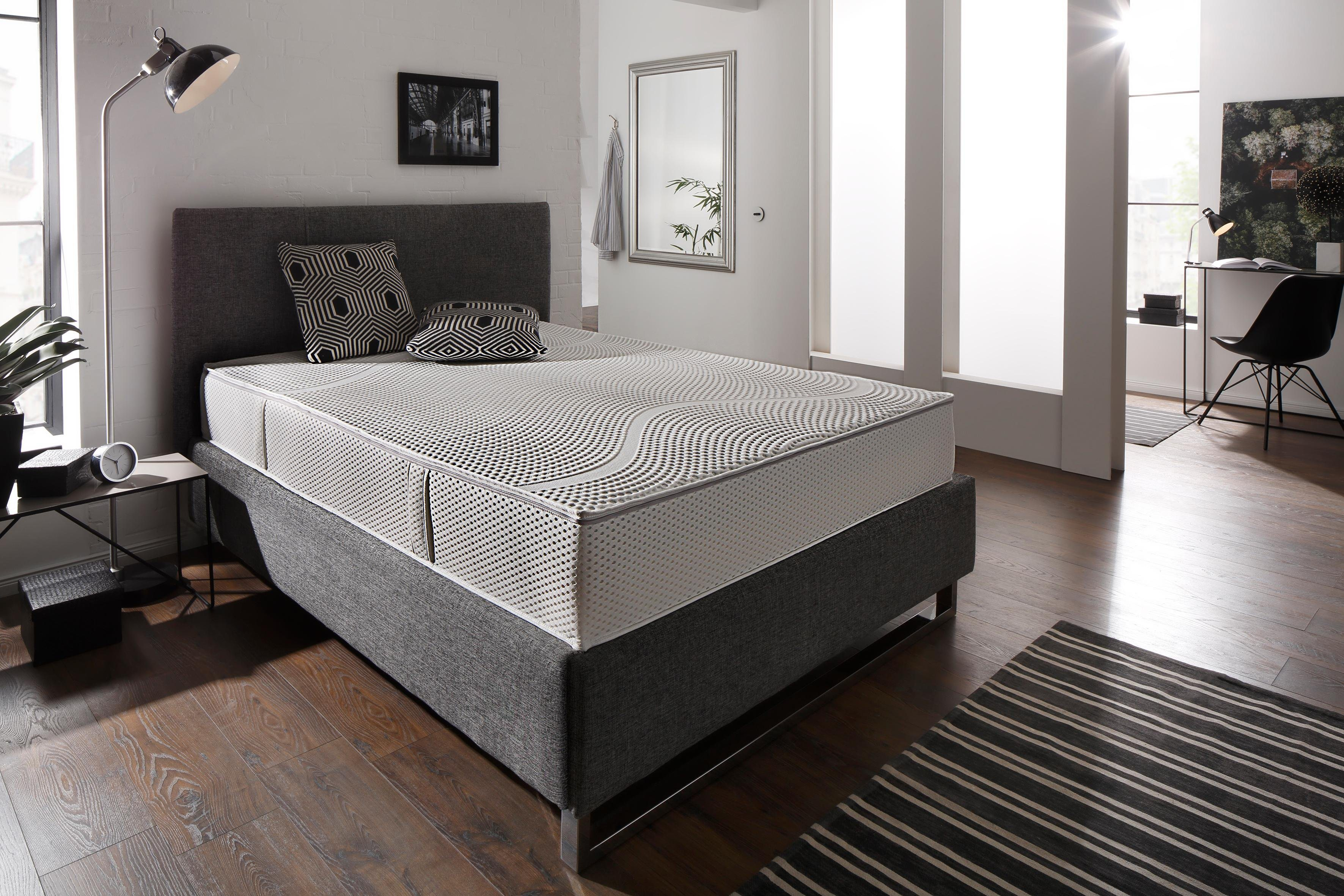visko matratze preisvergleich die besten angebote online kaufen. Black Bedroom Furniture Sets. Home Design Ideas