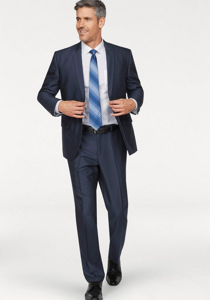low priced 18f02 6f2c1 Man's World City Business Anzug 3-teilig (3-tlg., mit Krawatte) online  kaufen | OTTO