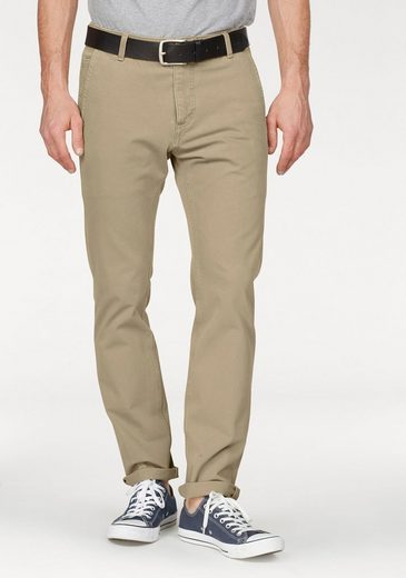 Dockers Chinohose »SMART 360 FLEX ALPHA SLIM TAPERED« mit elastischem Hosenbund
